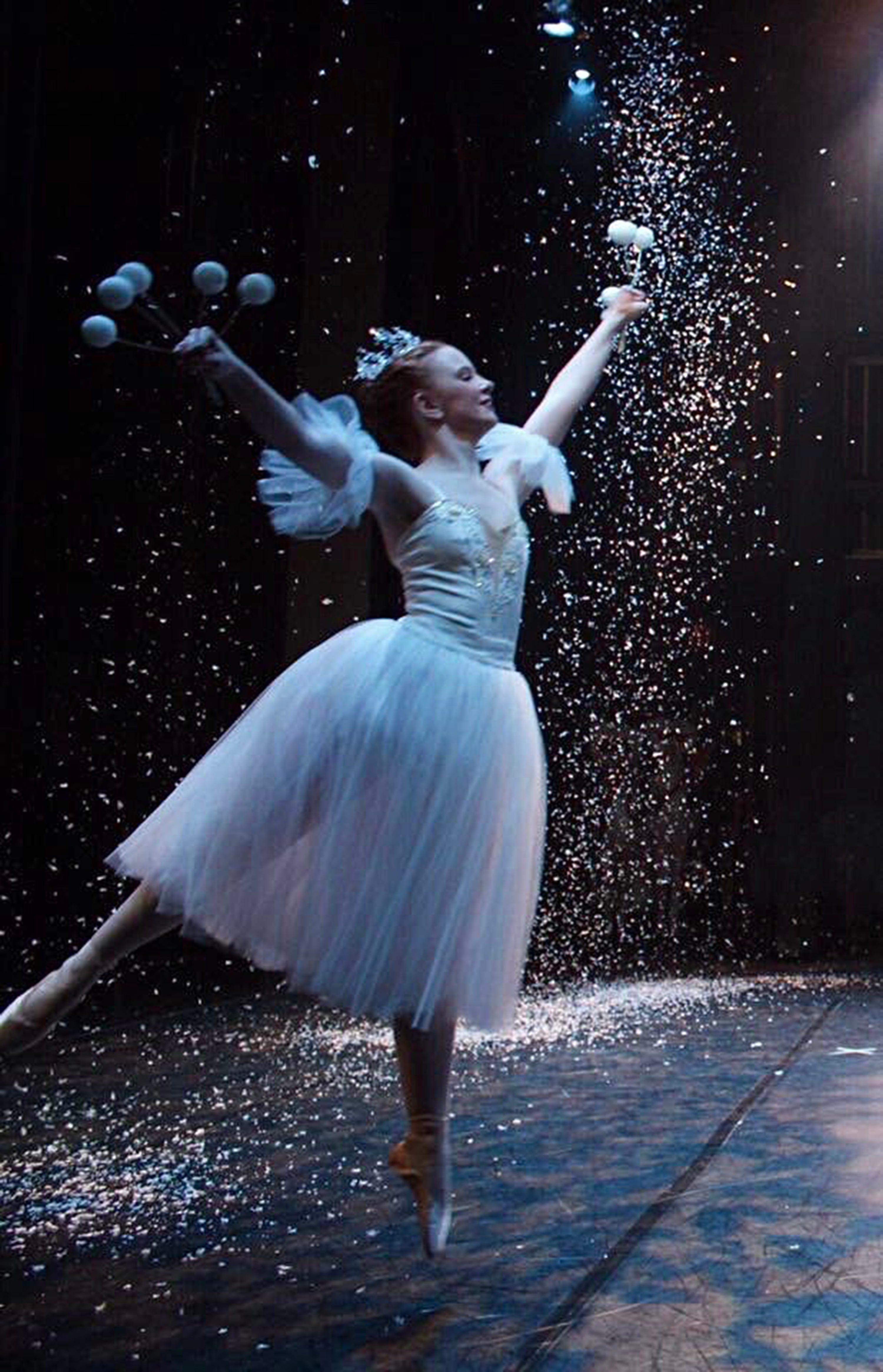 Three Days Of Nutcracker Ballet At Montgomery S Davis Theatre This Weekend