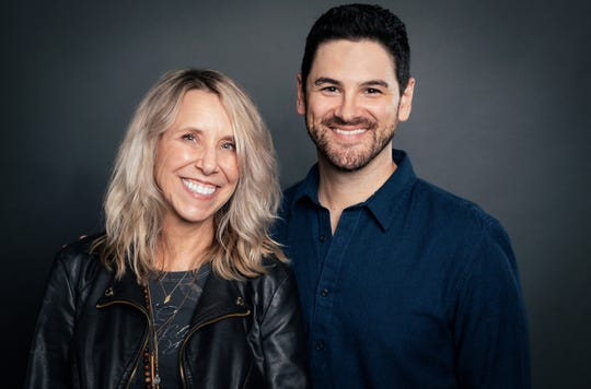 "Bluebird Cafe general manager Erika Wollam Nichols, left, co-produced the ""Bluebird"" documentary with director Brian A. Loschiavo."