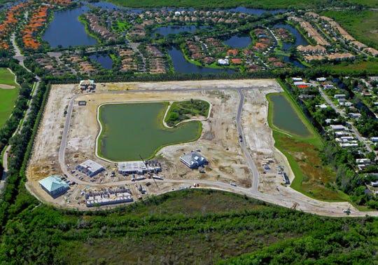 JMD Development has broken ground on Antilles, a condominium development offering 212 luxury coach and low-rise homes.
