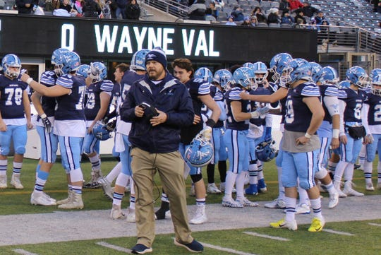 Roger Kotlarz joined the ranks of Wayne Valley's best football coaches with an 11-win season and two titles.