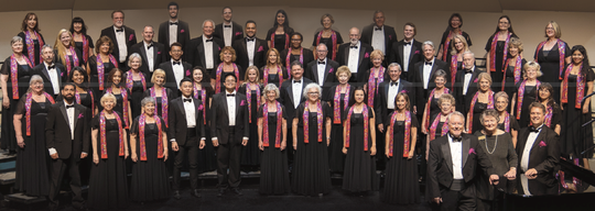 The California Desert Chorale offers both a quality educational experience and monetary scholarships to local high school seniors and community college students who demonstrate exceptional vocal ability.