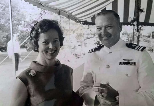Harold W. Brown and his wife, Myrtle, were married for 67 years until her death. Harold passed away last week at the age of 95.