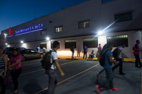 Andrés Manuel López Obrador dijo que su gobierno rechazó el plan de los legisladores demócratas de permitir que inspectores de Estados Unidos verifiquen que las fábricas de México.