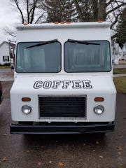 The new M-25 coffee truck will let Lexington Coffee Co. go mobile and serve coffee all along M-25.