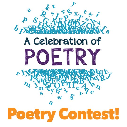 """York County Libraries is seeking entries for its 31st annual """"A Celebration of Poetry"""" contest. The contest is open to York and Adams County students in grades one through twelve.  Interested youth can submit one original poem into the contest now through Friday, January 24, 2020.   The entries will be judged by a panel of local educators and poets with first, second, third and fourth place winners selected in the following age groups: Grades 1-2, Grades 3-4, Grades 5-6, Grades 7-8, Grades 9-10, and Grades 11-12. The winning poems will be published on the York County Libraries' website and in a booklet, which will be added to the library collection.  Winners will be invited to read their poetry during the """"A Celebration of Poetry"""" event at 5:00 p.m. Wednesday, April 8, 2020 at Martin Library.  The celebration event is open to the public. Questions may be directed to Jennifer Johnson at (717) 849-6933 or youthprograms@yorklibraries.org. submitted"""