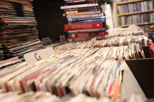 There's just about everything inside Wax Trax Records – from Abba to Frank Zappa.
