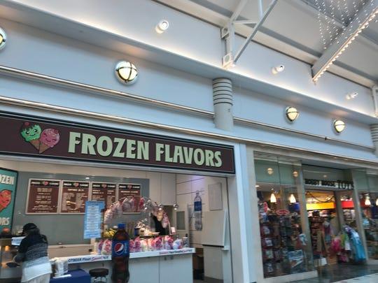 Frozen Flavors  at Eastview