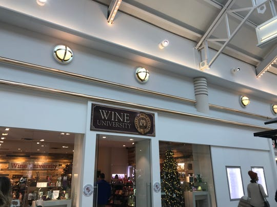 Wine University at Eastview Mall