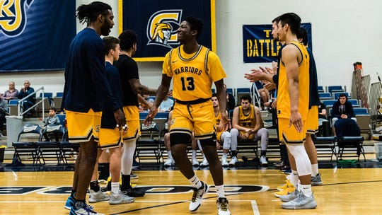 Corban men's basketball is ranked for the first time since 2005.