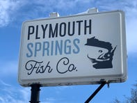 Plymouth Springs Fish Company runs a rainbow trout farm in the town of Plymouth.