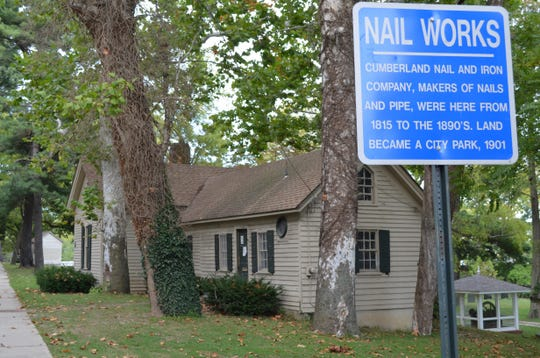 Join CHABA (Center for Historic American Building Arts) for an open house plus craft event from 10 a.m. to 6 p.m. Dec. 7 at the Historic Nail House on Mayor Aitken Drive in Bridgeton City Park.