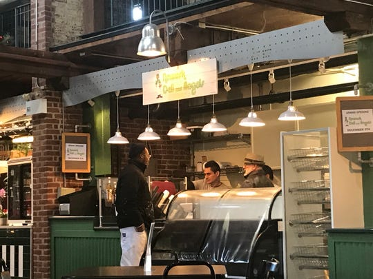 Newark Deli and Bagels is opening Dec. 9 at the Wilmington Riverfront Market.
