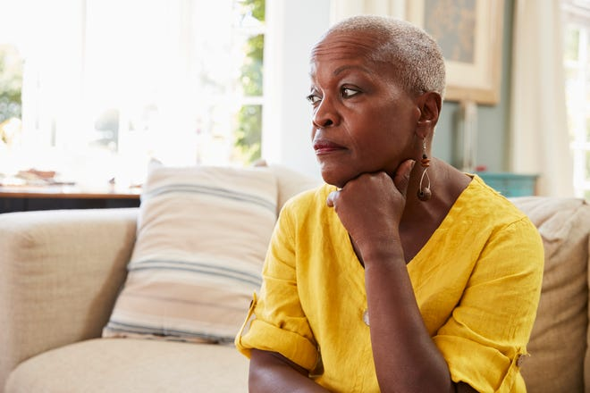 Family members and friends can watch for the mental wellbeing of their senior loved ones.