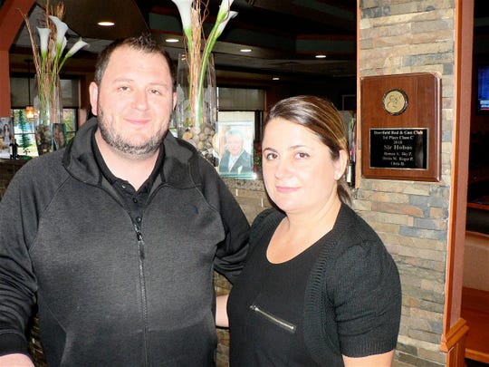 Romeo and Jonida Ademi are second generation family owners of Sir Hobos in Sun Prairie.