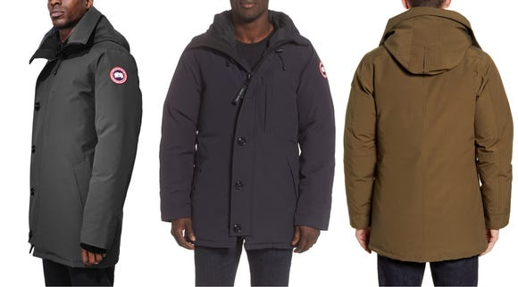 The best gifts for men: Chateau Slim Fit Down Parka