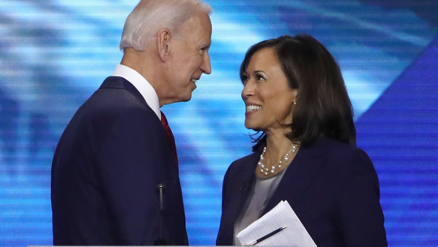 Why Joe Biden picked Kamala Harris as his VP running mate