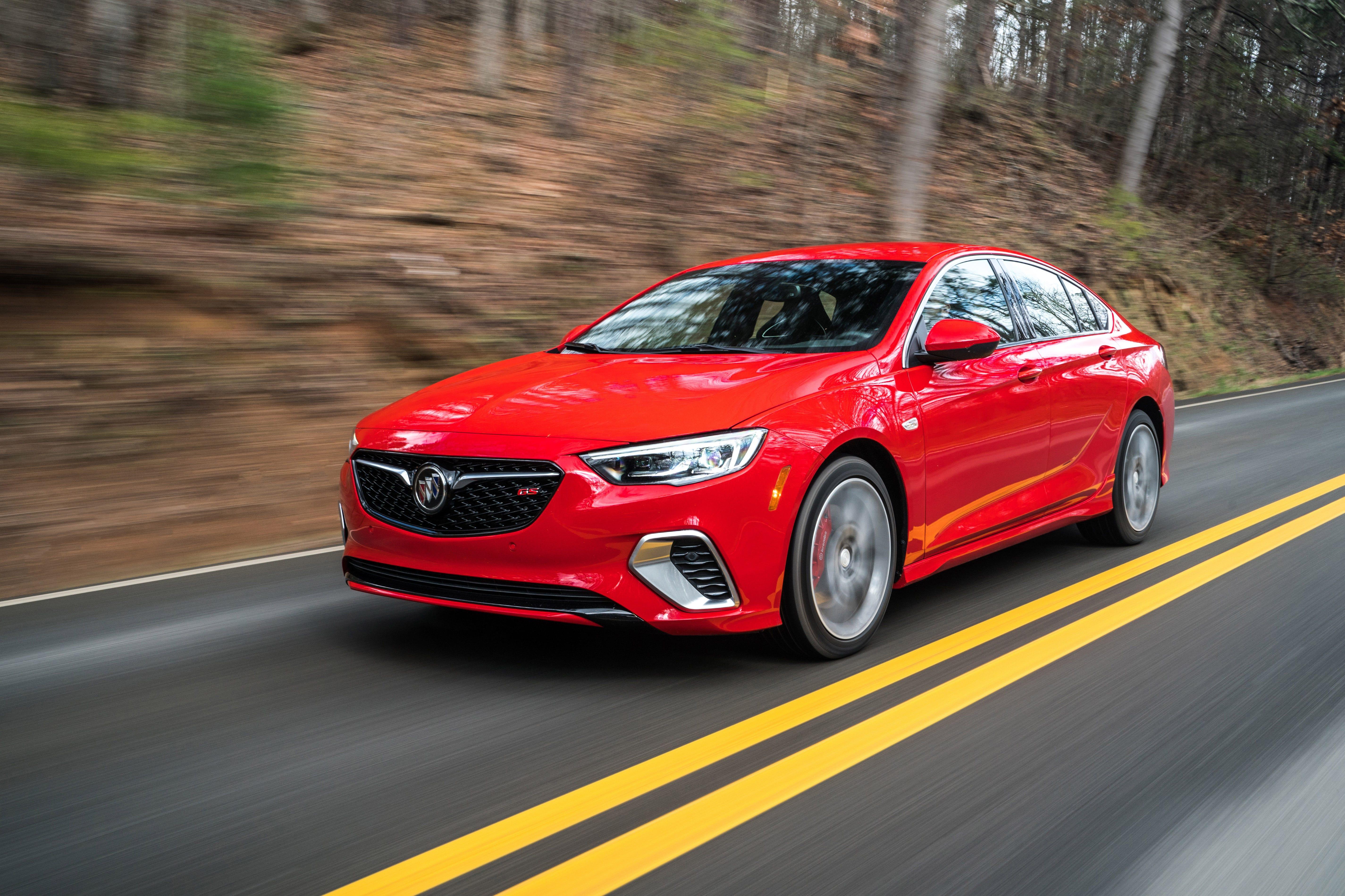 General Motors kills the Buick Regal: GM continues to cut passenger cars