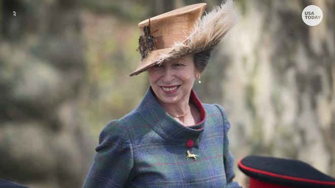 Princess Anne Talks Prince Andrew Younger Generation Of Royals