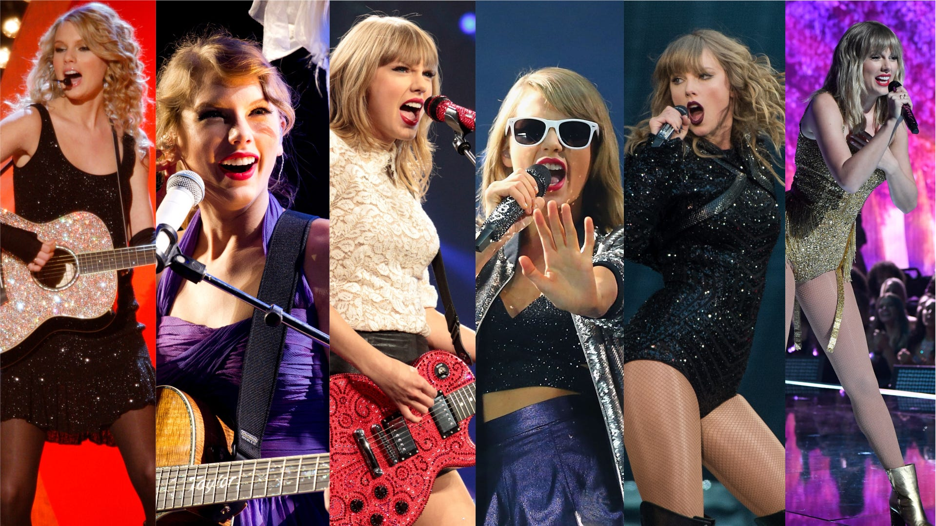 Taylor Swift Songs The 40 Best Lyrics From All Of Her Albums