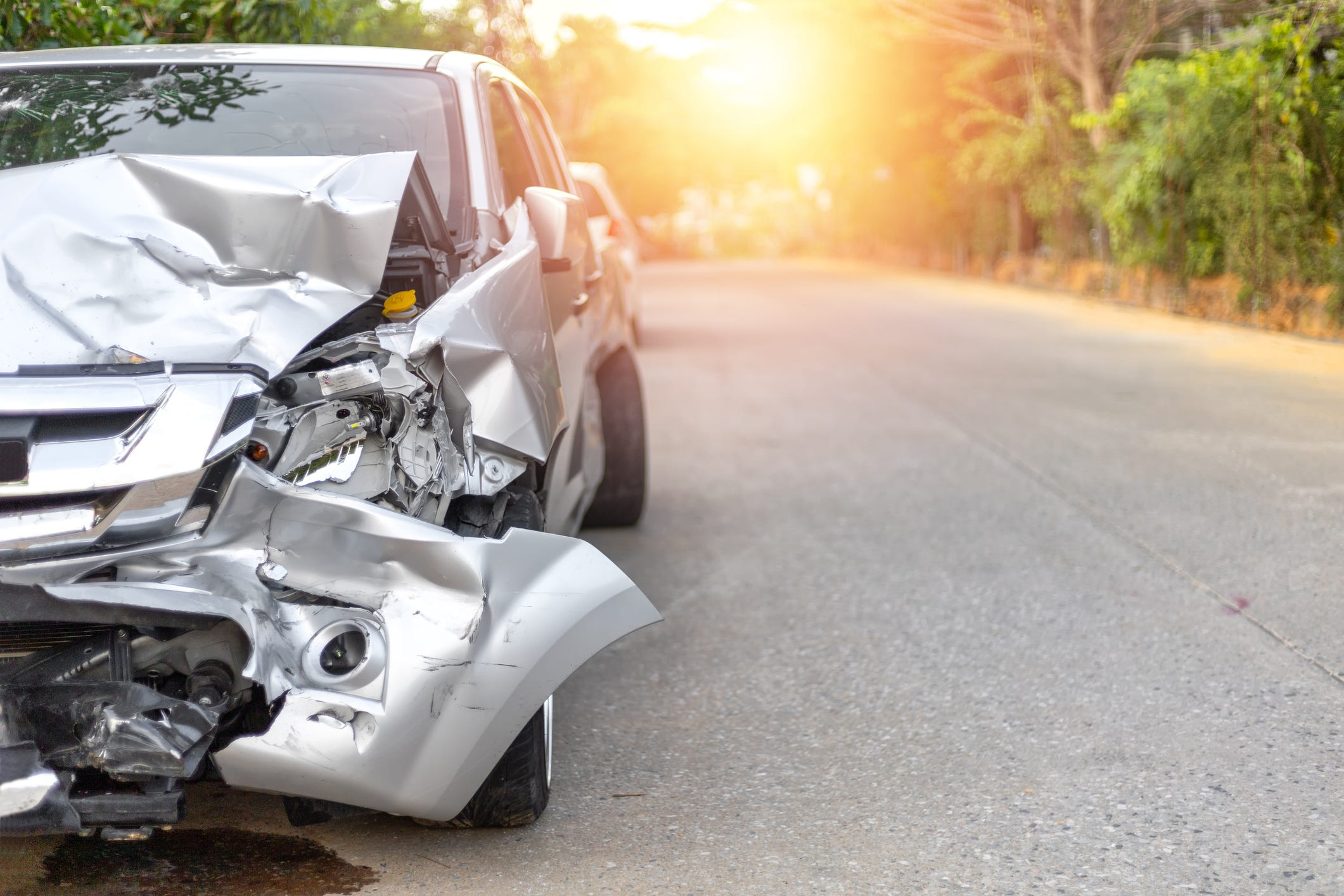 What Should You Do When You Get In A Car Crash  Here U0026 39 S A Checklist