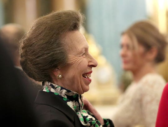 All eyes are on Princess Anne after Buckingham Palace NATO reception. Here's why