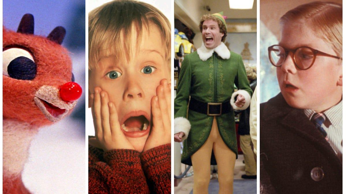 Classic Christmas movies: Streaming on Amazon, Netflix, Hulu, Disney+