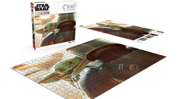 Baby Yoda Puzzle