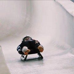 "Jessa Muller of New London is headed to Latvia to train with the USA Luge Junior ""C"" Team."