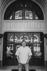 Owen McGlynn will open his locally focused steakhouse in the Grove Arcade in early 2020.
