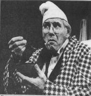 "1979: John Bielenberg starred as Scrooge in the first production of ""A Christmas Carol"" at the Cider Mill Playhouse."