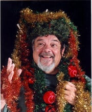 2000: Claus Evans appeared in many productions of 'A Christmas Carol' after it began at Cider Mill Playhouse in 1979.