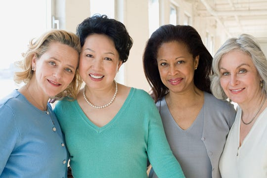 Women of all ages experience menopause in different ways and at different stages of their lives.