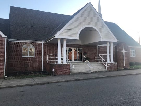 Zion Baptist Church on Mill Street is set to host the Emergency Shelter this winter.