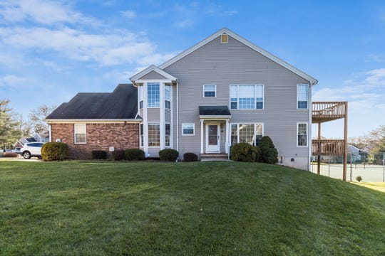 Afirst floor end unit at Whitehouse Village for sale for $275,000 offers two bedrooms and two full baths plus an attached one-car garage in thisReadington Township community.