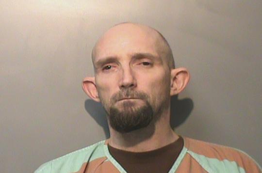 Nicky Joe Beery, 39, shown in his Polk County Jail mugshot.