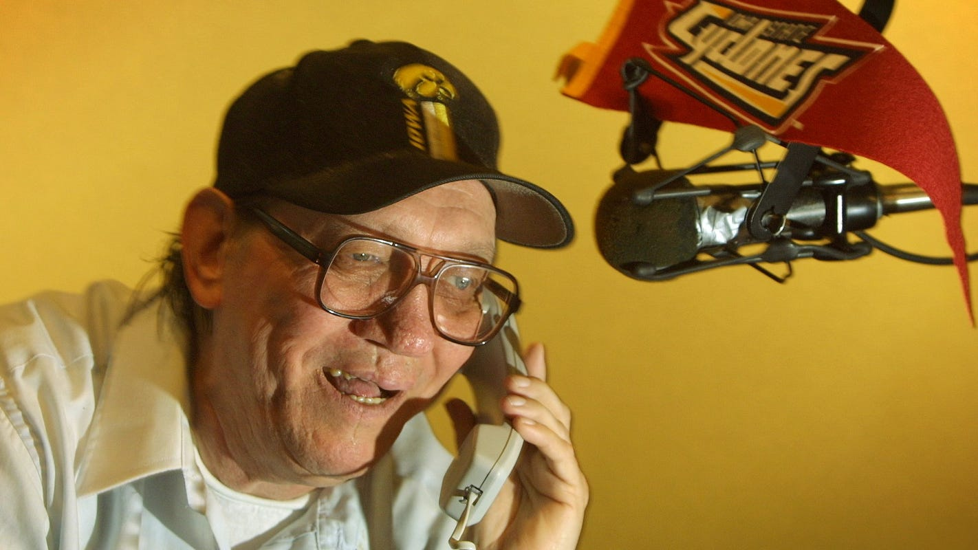 'Tommy from Des Moines' dies: Central Iowa talk radio — and coaches at Iowa State and Iowa — will miss him