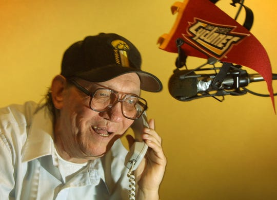 Tommy Stout, longtime sports radio listener and frequent caller, died Tuesday at the age of 73.  A memorial service is at 10 a.m. Saturday at Berwick Congregational Church. The family encourages everyone to wear Iowa Hawkeyes apparel.