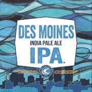 Des Moines IPA is Confluence's candidate for the Beer Caucus.