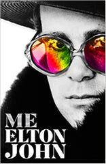 "Cover for ""Me"" by Elton John"