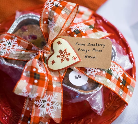 The 7th Annual Meadowbrook Congregational Church Cookie Walk will take place from 9 a.m. - noon Saturday at the church — 21355 Meadowbrook Road.