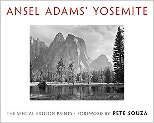 "Cover for ""Ansel Adams' Yosemite"""