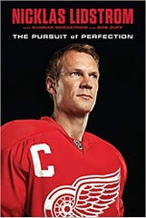 """Cover for """"The Pursuit of Perfection"""" by Nicklas Lidstrom"""