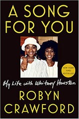 """Cover for """"A Song for You"""" by Robyn Crawford"""