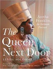 """Cover for """"The Queen Next Door"""" by Linda Solomon"""