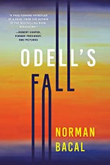 """Cover for """"Odell's Fall"""" by Norman Bacal"""