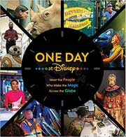 """Cover for """"One Day at Disney"""""""