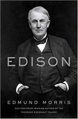 "Cover for ""Edison"" by Edmund Morris"