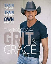 """Cover for """"Grit & Grace"""" by Tim McGraw"""
