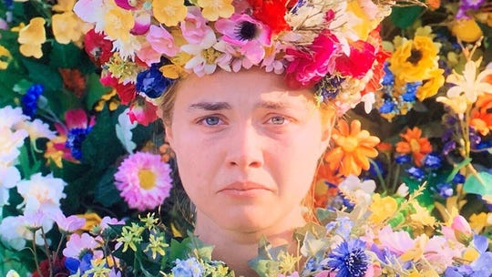 "Florence Pugh in ""Midsommar."""
