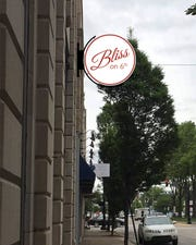 Bliss on 6th will be Evansville's first full Blis Artisan cafe, in the location of the former Keylee's Pizza and Creamery.